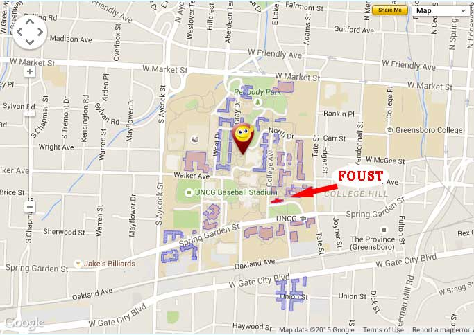 Foust-map